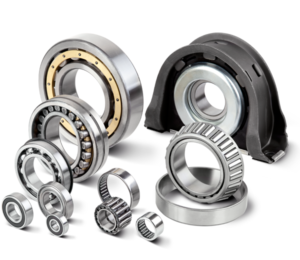 The Analysis of The Following 4 Industrial Bearings