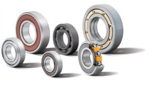 Specific Characteristics of Ball Bearings